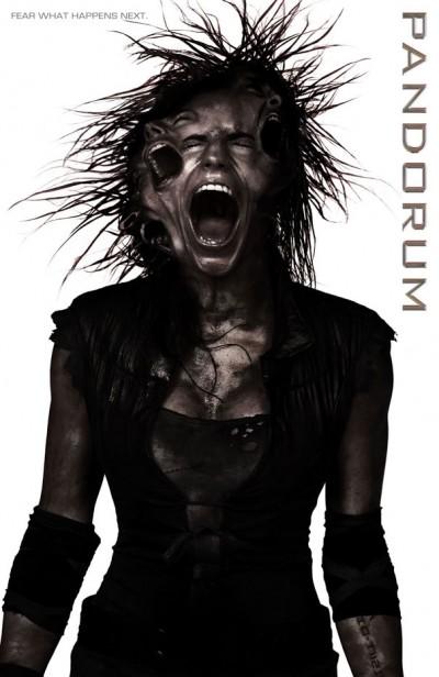 """3. Plakat zu """"Pandorum"""""""