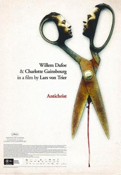 Australisches Poster für Antichrist
