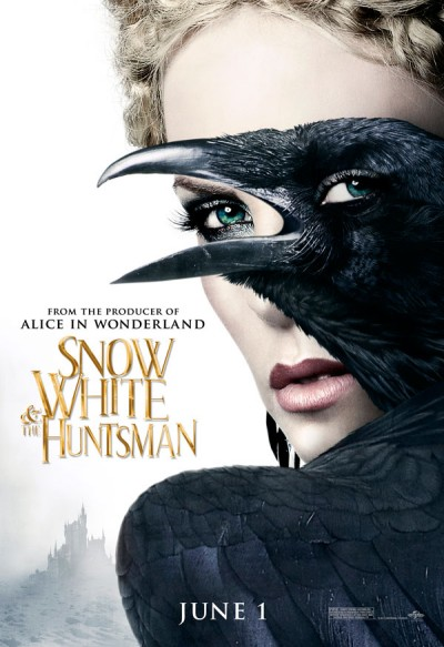 "Teaserplakat für ""Snow White & The Huntsman"""